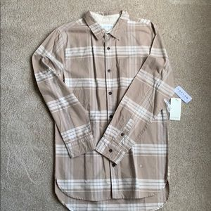 PacSun - On The Byas Men's Long-sleeve shirt - NEW
